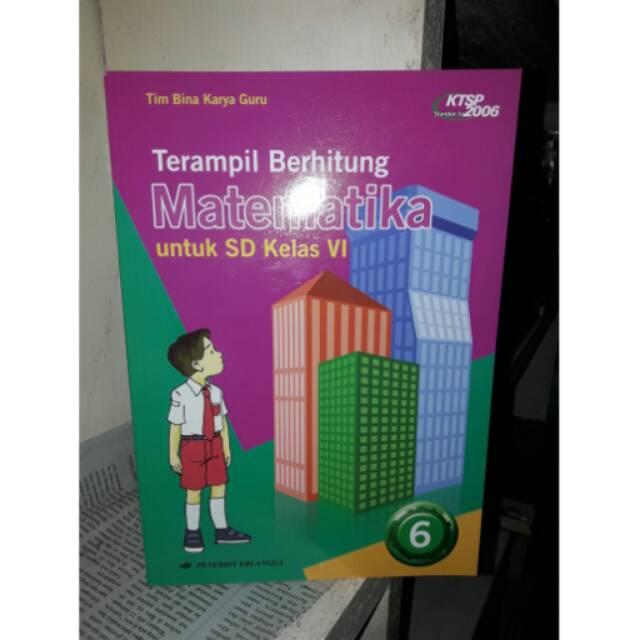 Kunci Jawaban Buku Matematika Kelas 6 Penerbit Erlangga Ktsp 2006