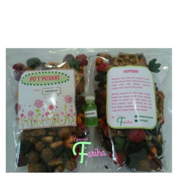 Potpourri Paket Potpourri 100 Gram Aromatherapi Oil 4 5 Ml Shopee Indonesia