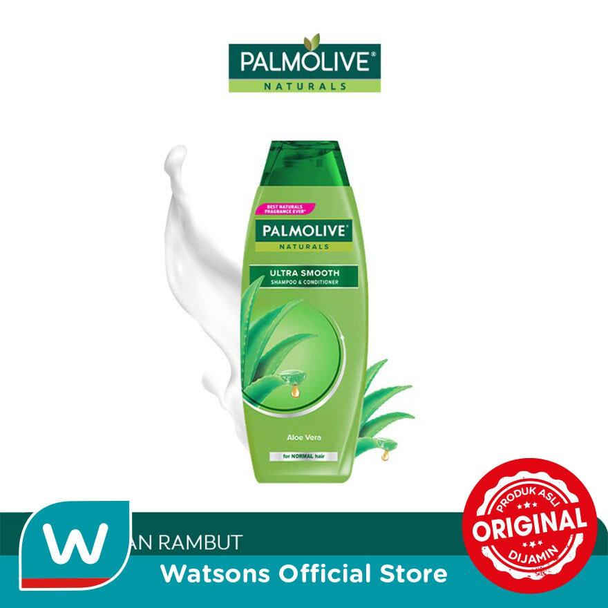 Palmolive Shampoo & Conditioner Healthy & Smooth 180ml-5