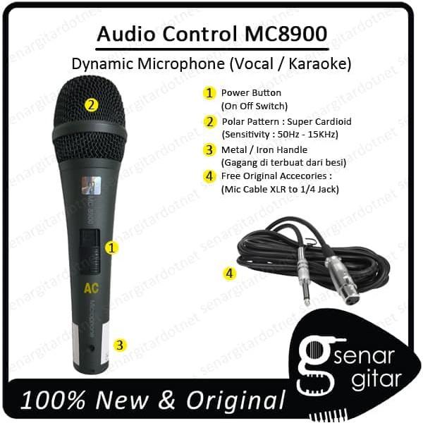 OEM mikrofon kabel cable mic / mik mikrophone / microphone profesional vocal legendaris .