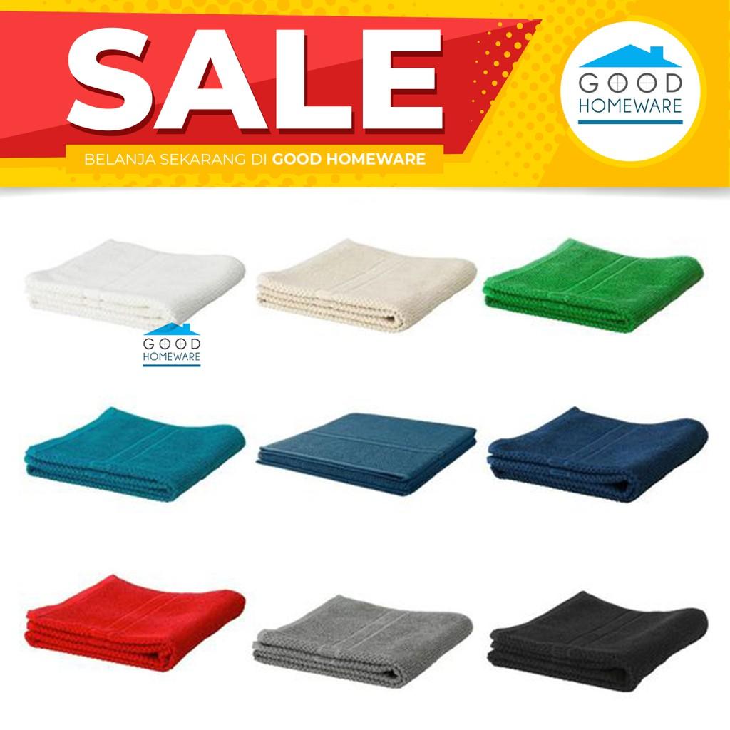 Frajen Handuk Kecil 30x30 Cm Shopee Indonesia Ikea Haren Set Isi 4 Hijau