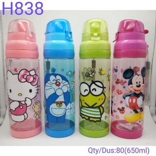 A3C10109-Botol-Minum-Anak-Karakter-650ml-Botol-H-