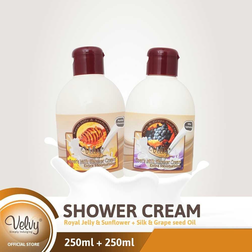 Elizzer Royal Jelly Shower Cream 250ml Update Daftar Harga Terbaru Mutouch Goats Milk And Honey Reffil
