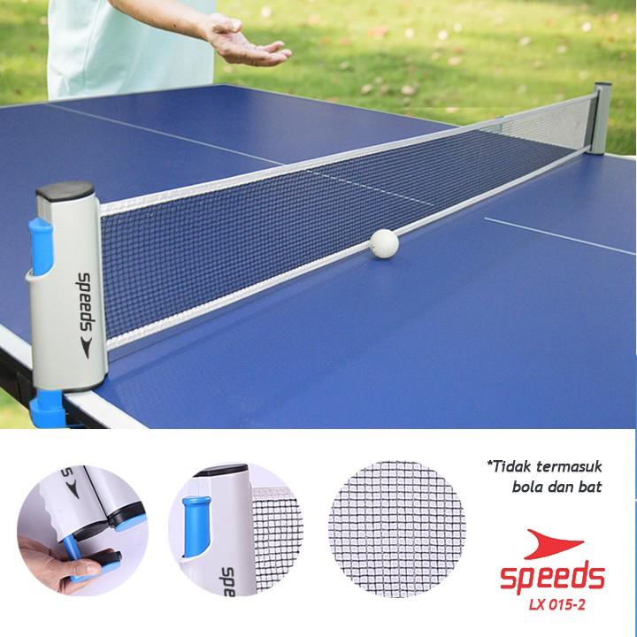 Net Pingpong Net Original Net Jaring Tenis Meja Pingpong Speeds Portable Tennis Ball Net 015 2 Shopee Indonesia