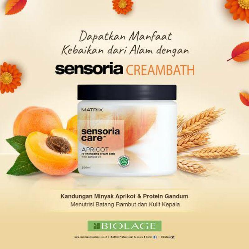 Matrix Sensoria Apricot 500gr Shopee Indonesia