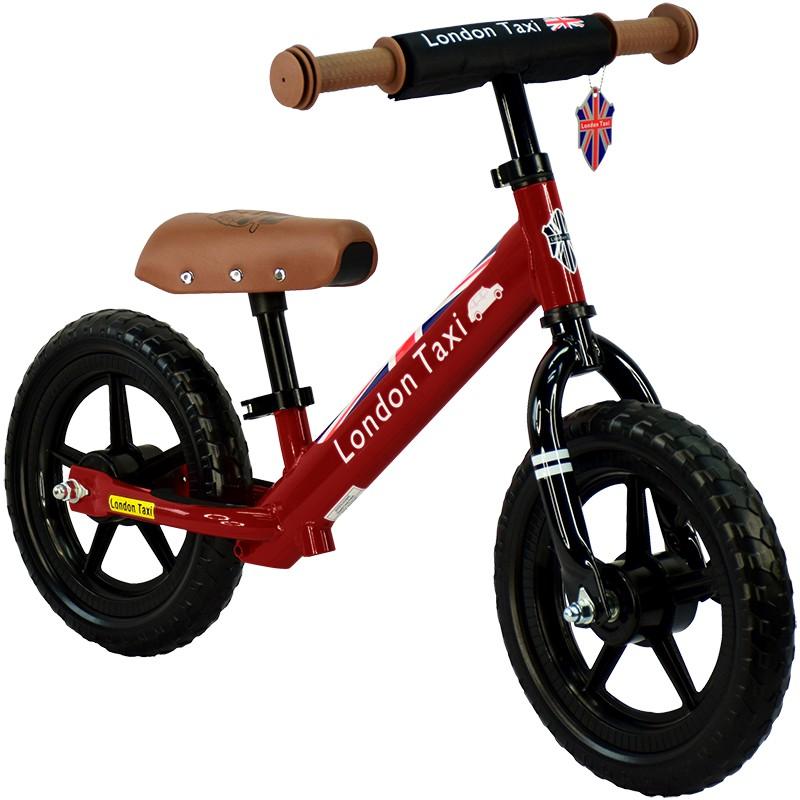 Sepeda Anak London Taxi Balance Bike - 12 Inch | Shopee