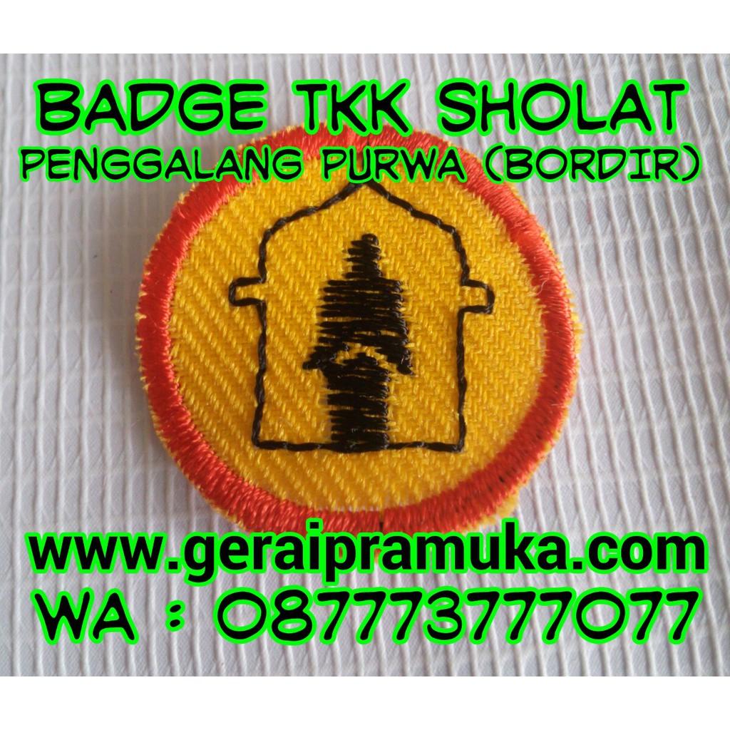 Toko Online Geraipramuka Shopee Indonesia Aneka Badge Regu Pramuka Penggalang