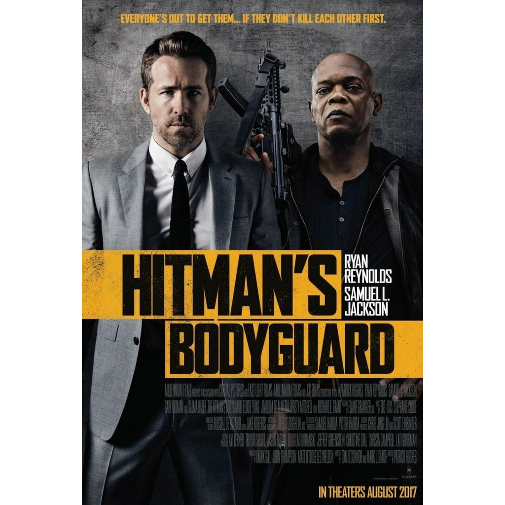 Jual The Hitman S Bodyguard 2017 Ready Stok Shopee Indonesia