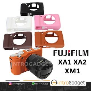 Silicone Case XA2 XA1 XM1 Fujifilm Fuji Silicon Rubber. suka: 24 .