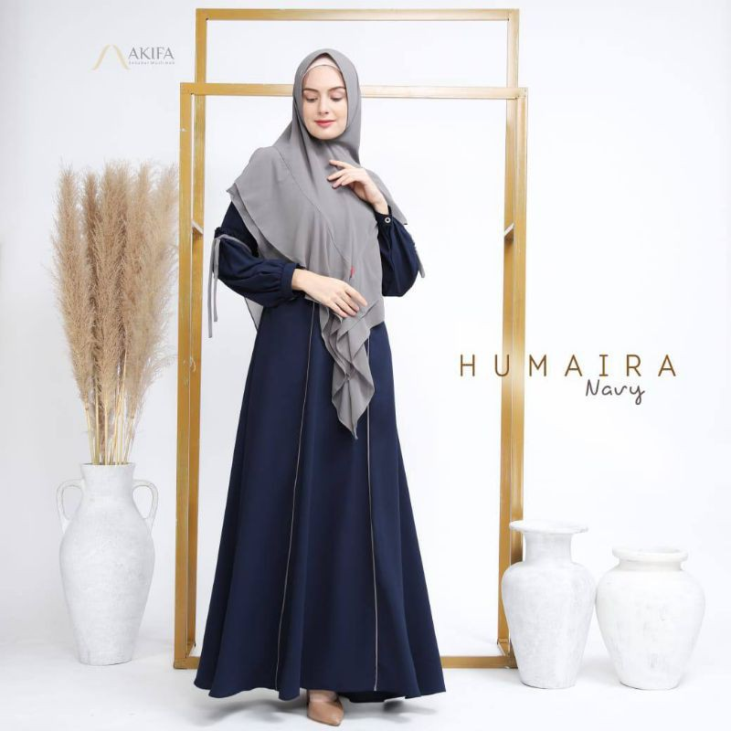 HUMAIRA BY AKIFA - GAMIS SET AKIFA
