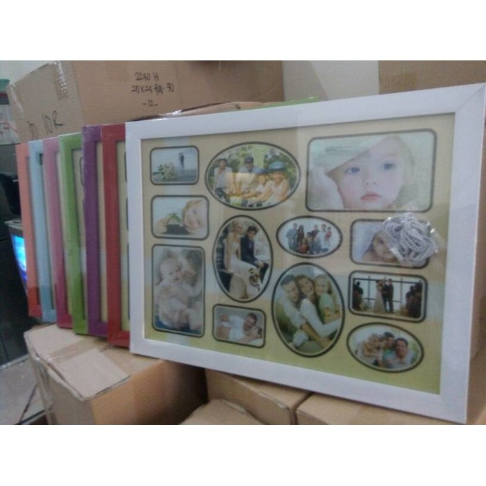 Unik Bingkai Foto / Pigura Foto / Frame Foto Family Berkualitas | Shopee Indonesia