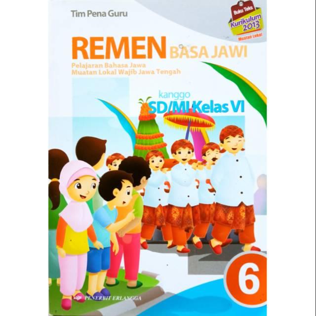 Kunci Jawaban Buku Paket Bahasa Jawa Kelas 6 Kurikulum 2013 Revisi Sekolah