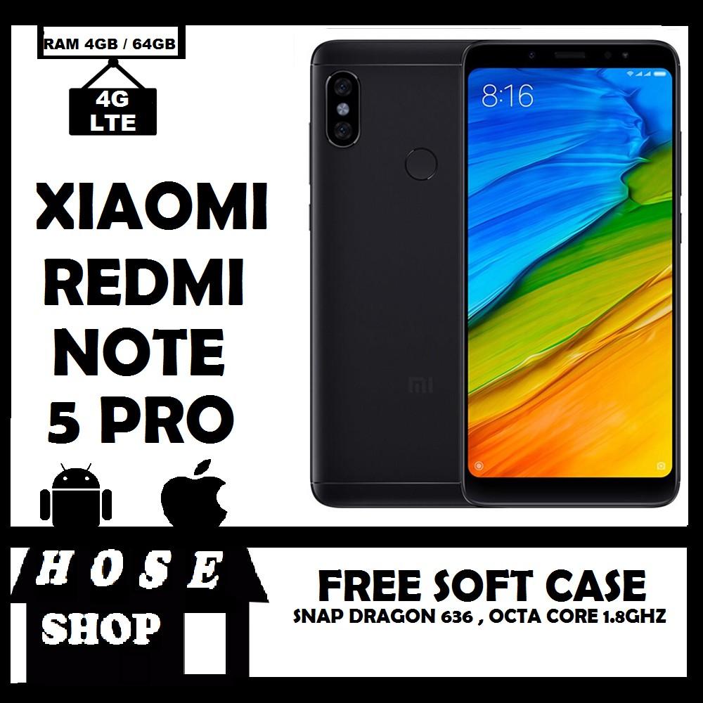Xiaomi Redmi Note 4 Ram 3gb Rom 64gb Garansi Distributor Shopee Grs Indonesia