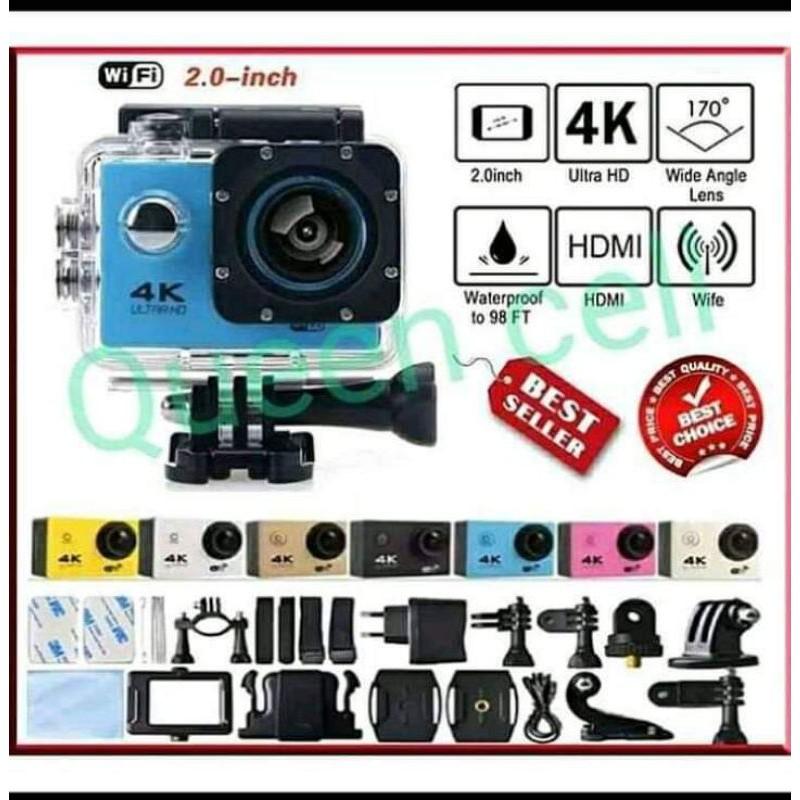 Promo Kamera Kogan Wifi 4k 1080p Lcd 2 0 Shopee Indonesia