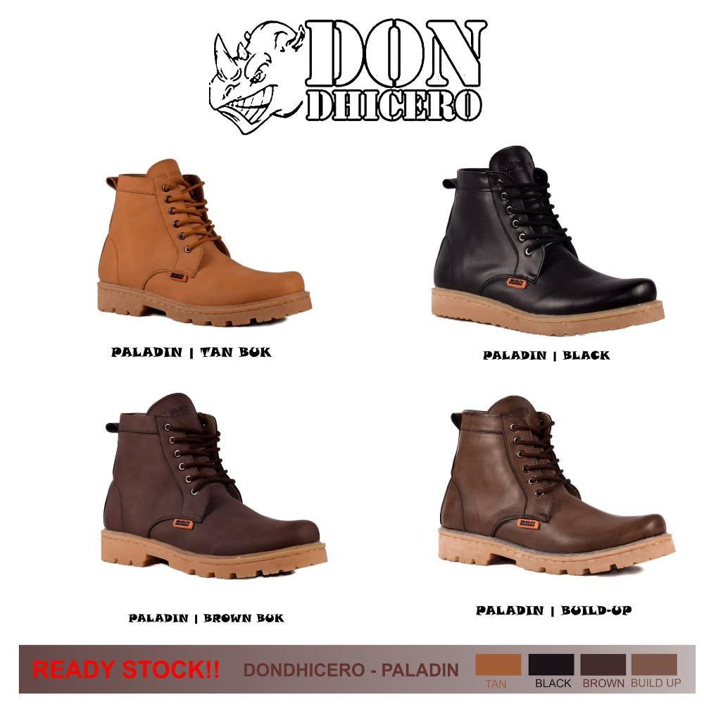 Unik STOK TERBARU Sepatu Boots Pria HUMM3R Anaconda Converse Vans Kickers  Diskon  e8743f2b0b