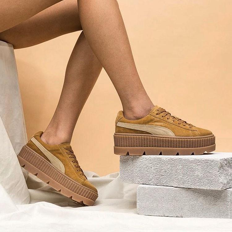 sepatu puma rihanna original