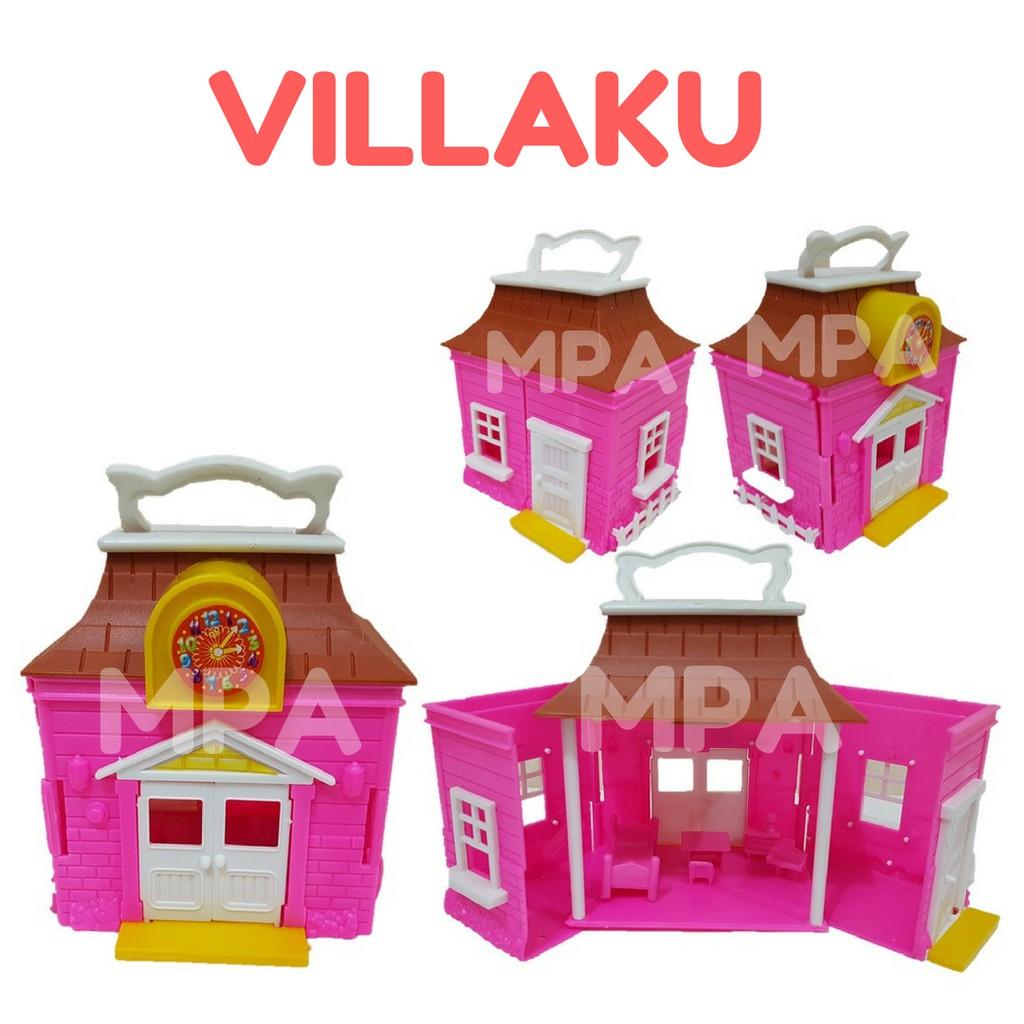 Mainan Anak Perempuan Rumah Rumahan - Mini Perabot 2321 ukuran 22x32 ... a80668ef00