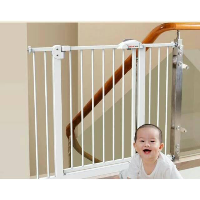 Baby Safety Gate Pagar Untuk Tangga Dapur R Mandi Pintu Sho Indonesia