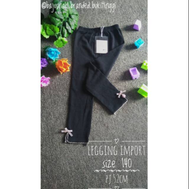 Legging Anak Import Korea Shopee Indonesia