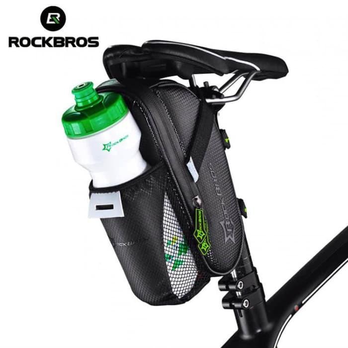 Rockbros C7-1 Rainproof Saddle Bag Pocket Bottle - Tas