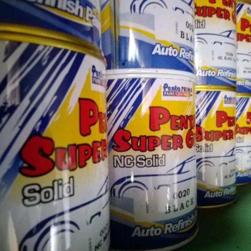 PENTA SUPER GLOSS Cat Duco Dico 200 gram, Untuk Mobil, Motor,Sepeda
