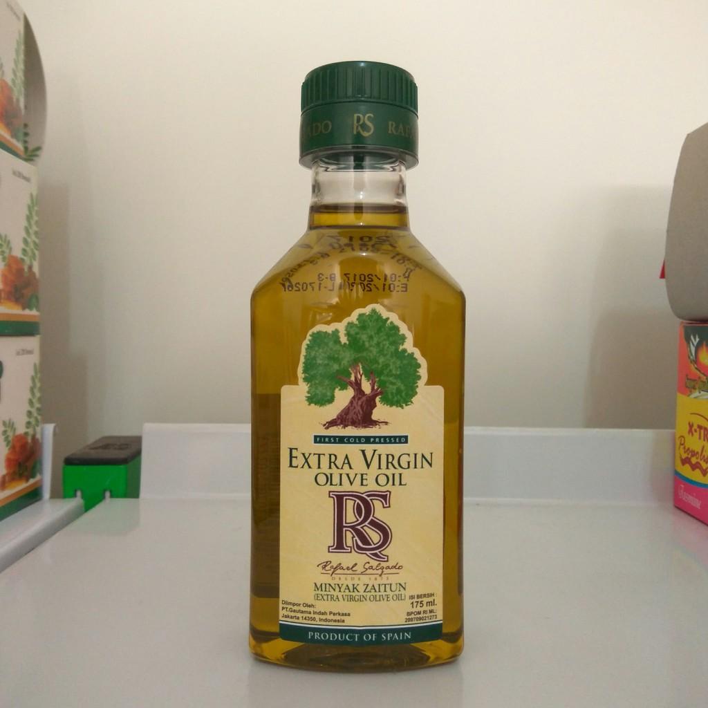 Rafael Salgado Minyak Zaitun Extra Virgin Olive Oil 175 Ml Daftar Pomace Pet Evoo Rs 250ml Shopee Indonesia Source