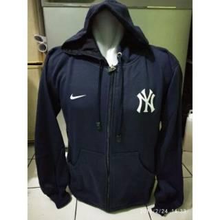 3b9371a62ce9 Jual Jaket Cowok Hoodie Zipper NIKE NY NEW YORK Big Size - All Size XXXXXL  XXXXL XXXL XXL XL L M S.
