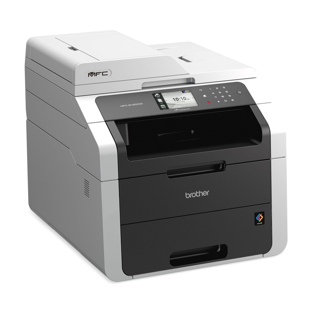 BROTHER PRINTER MULTIFUNCTION MFC T810W FAKS ADF INK TANK COLOR | Shopee Indonesia