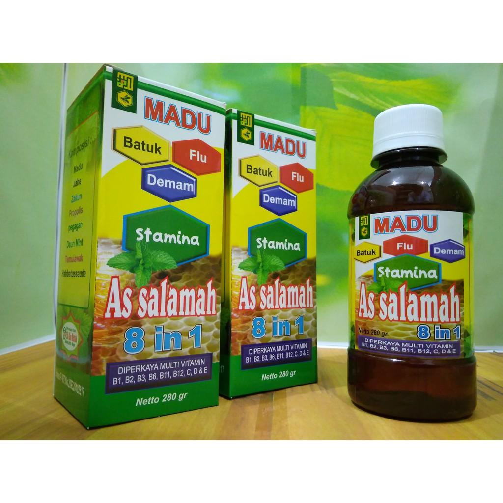Madu Diet Ath Thoifah I Penurun Berat Badan 350 Gr Original Shopee Indonesia