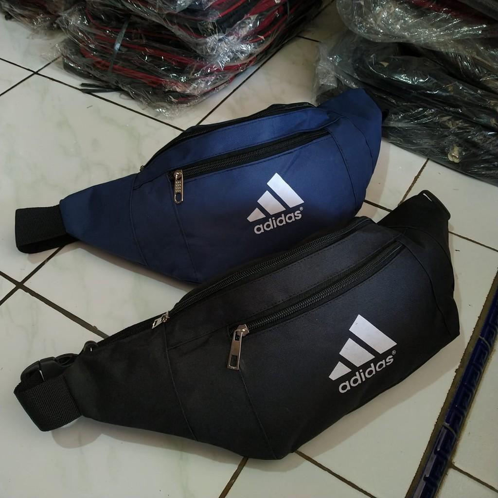 Tas Waist Bag Supreme Premium Img3135 Shopee Indonesia