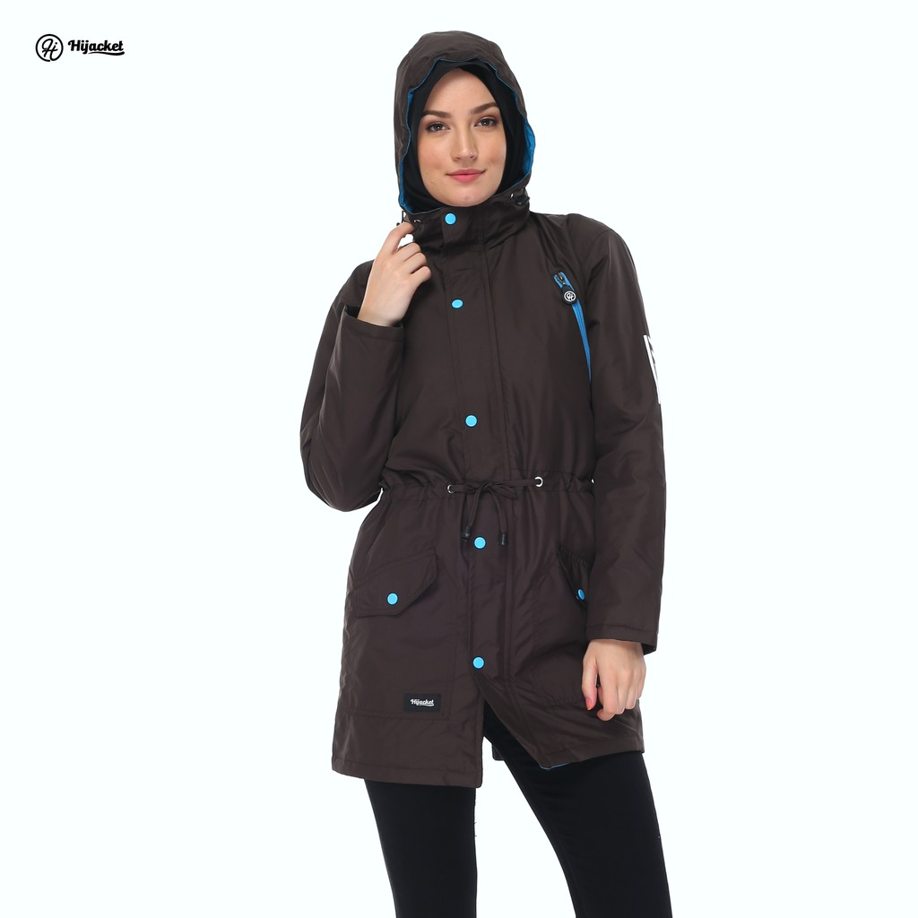 1  Hijacket Premium Beautix HJ BX Marigold - Hijaket Jaket Wanita Muslimah  L dfbe756545