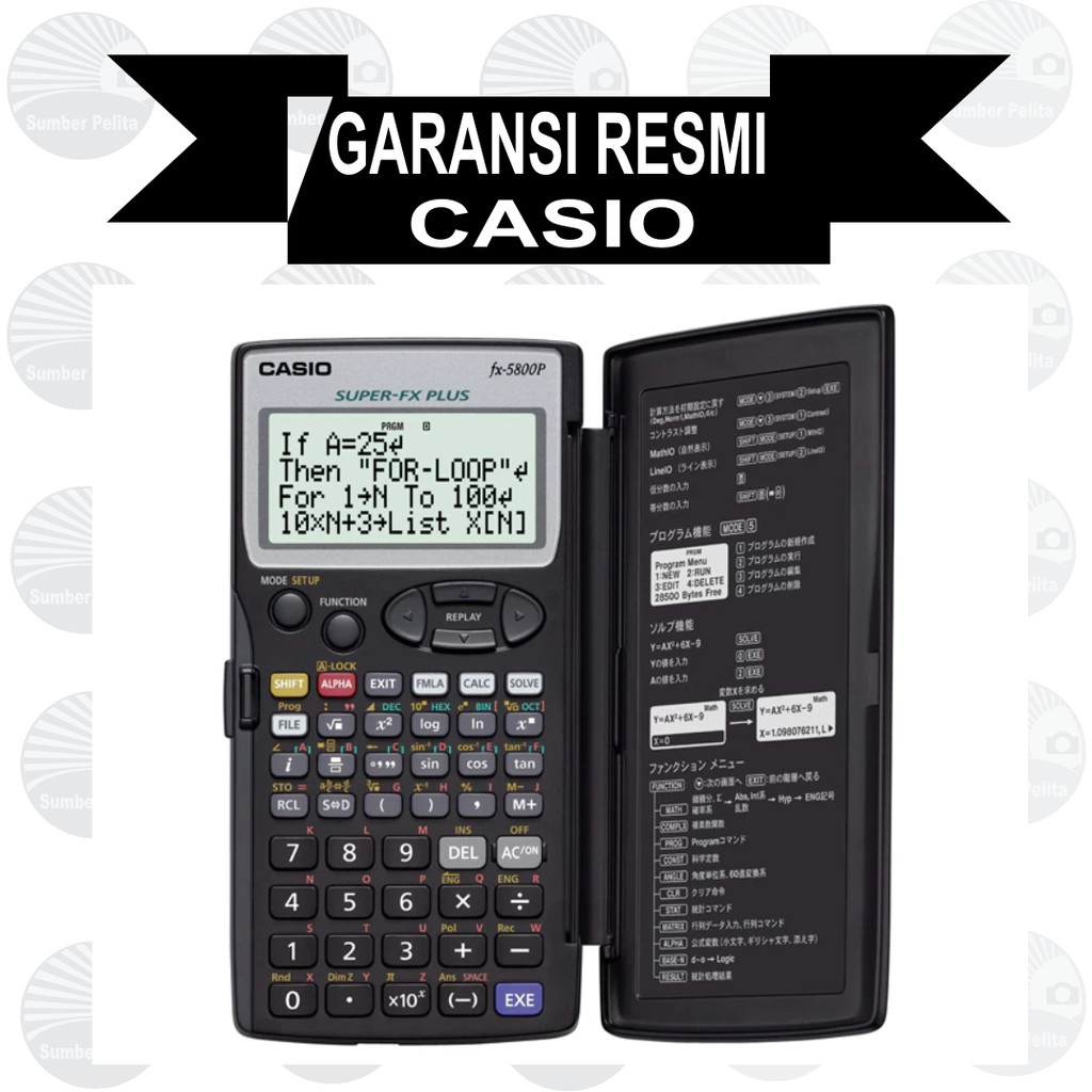 Casio Fx 82 Es Plus Kalkulator Scientific Calculator Shopee Indonesia Citizen Ct 570es Silver