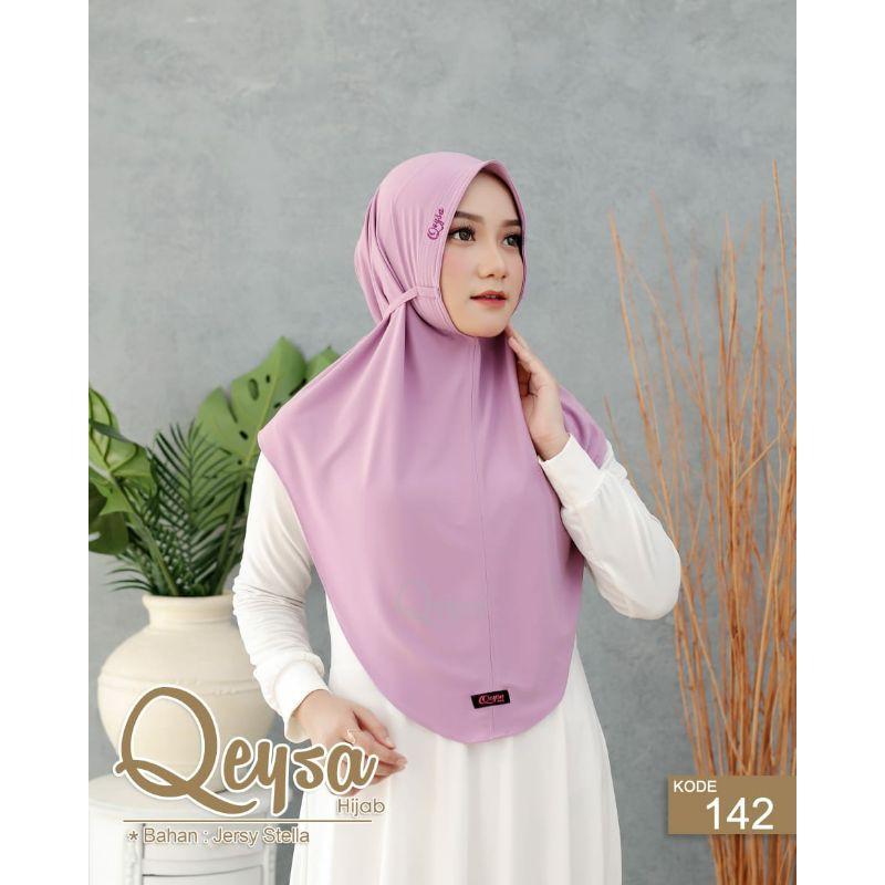 Qeysa Original / Qeysa Hijab kode 142 / Hijab Tali