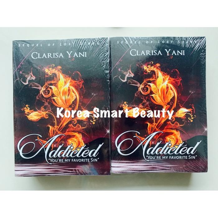 [READY] Novel Addicted - Clarisa Yani MURAH