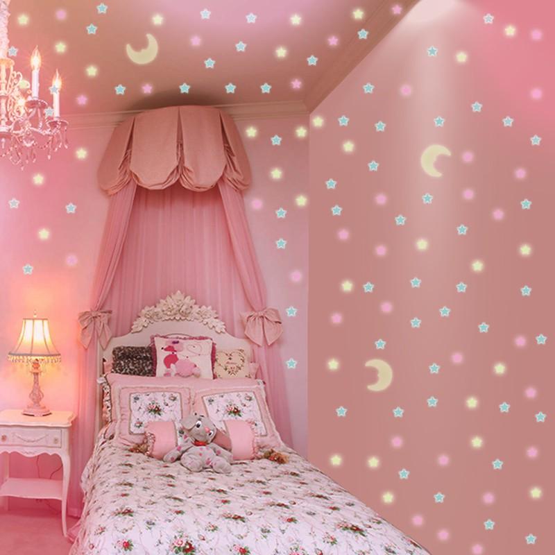 Wallpaper Dinding Motif Hati Untuk Dekorasi Kamar Tidur Anak Perempuan Shopee Indonesia