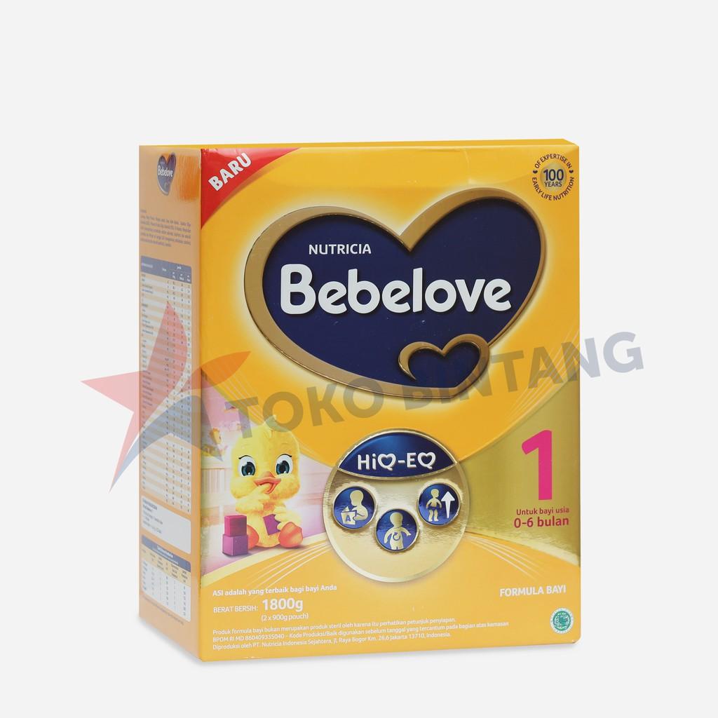 Bebelove 2 1800 Gr Box Shopee Indonesia Nutrilon Royal 3 Susu Pronutra Soya 350gr Khusus P Jawa