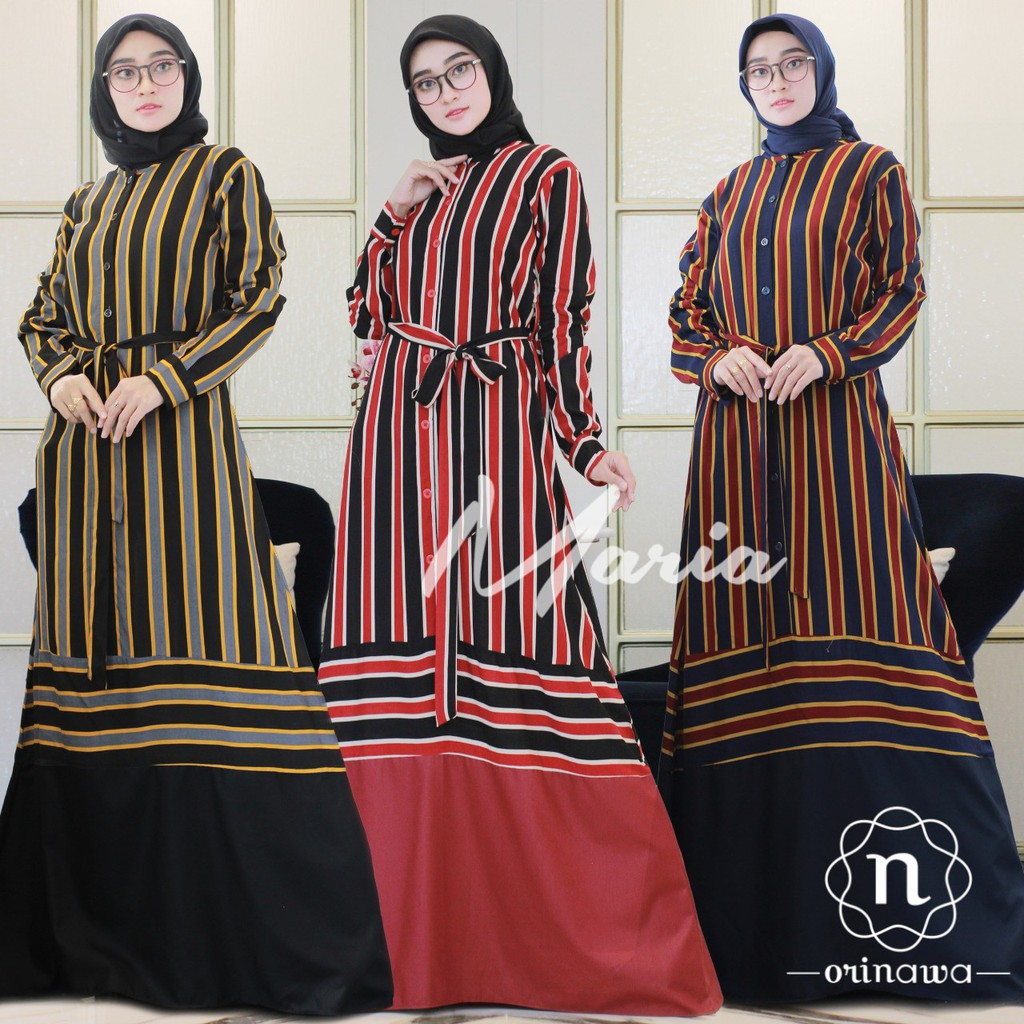 GAMIS LURIK MARIA DRESS by ORINAWA