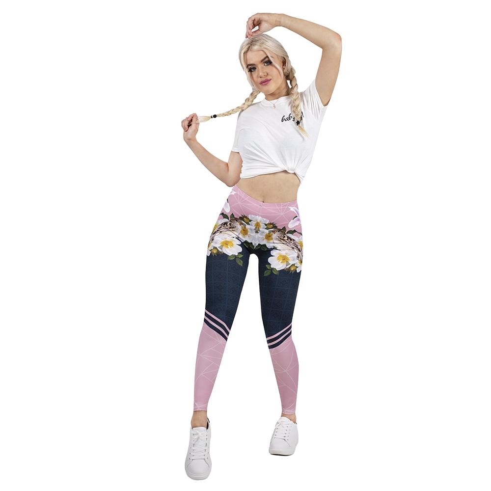 Celana Legging Panjang Wanita Model Tipis Untuk Yoga Musim Panas Shopee Indonesia