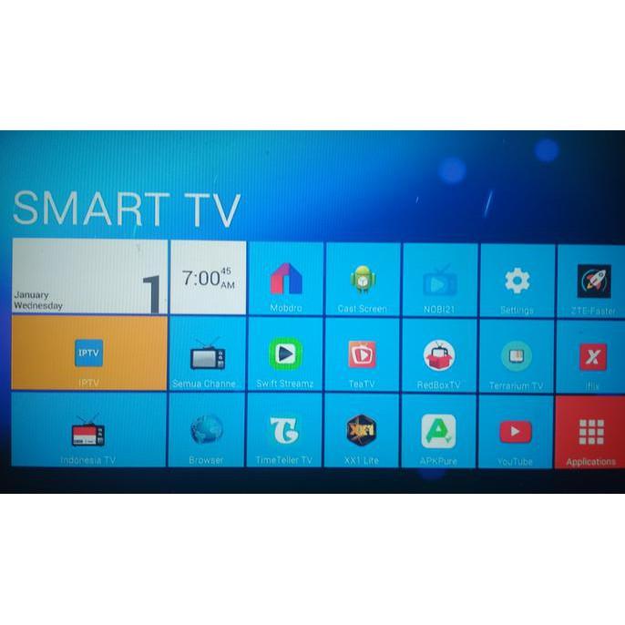 (Cuci Gudang) Android Tv Box Stb B760H Root