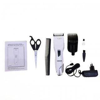 alat cukur Pencukur rambut portable rechargeable isi ulang daya  Professional hair clipper SN-121 1e0e0c8f40