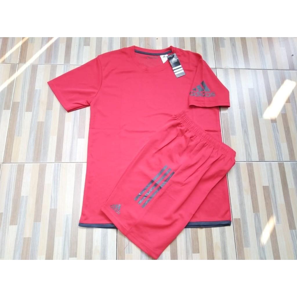 Jersey + Celana Grade Ori Setelan Futsal Adidas BALE CLIMACHILL
