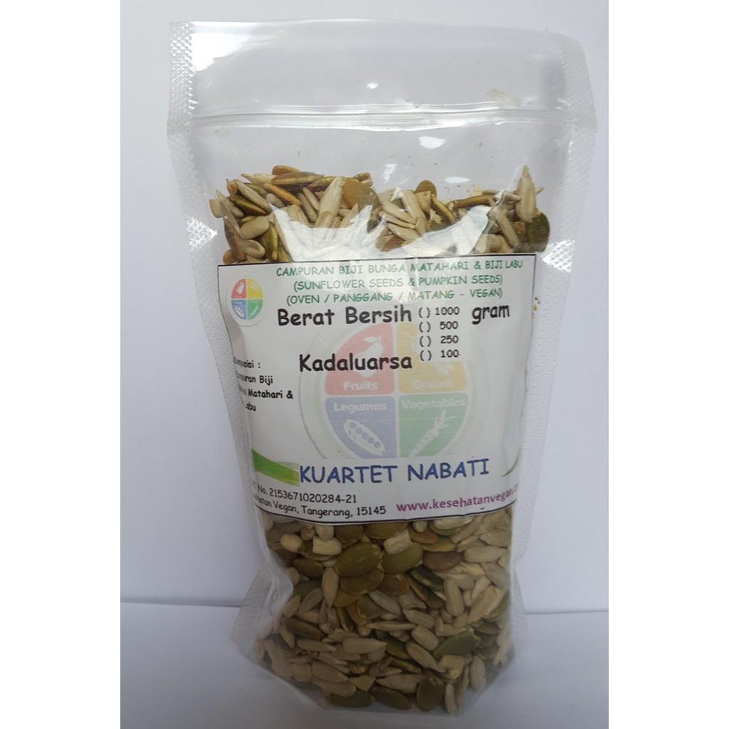 Beli Biji Bunga Matahari Sunflower Seeds Organic Kupas Kuaci Kwaci Labu Pumpkin 1kg Mentah 250 Gr Harga Lebih Murah Bersama Teman Shopee Indonesia