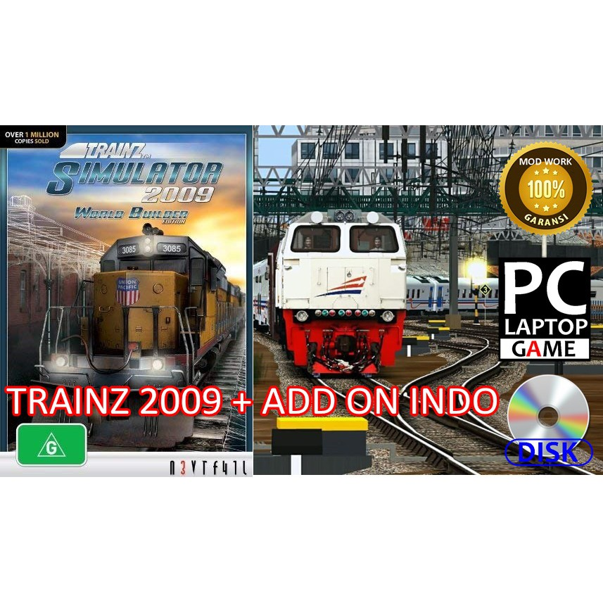 Download Game Simulator Kereta Api Pc
