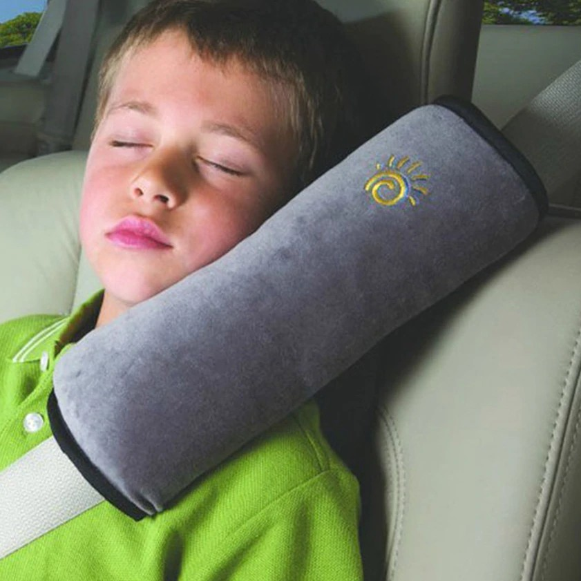 Baby Children Safety Strap Car Seat Belts Pillow Shoulder Protection For Child