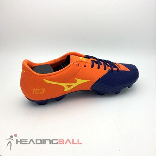 ... Sepatu Bola Mizuno Original Basara 103 MD Navy Orange P1GA176454 BNIB.  suka  3 ae9687b815