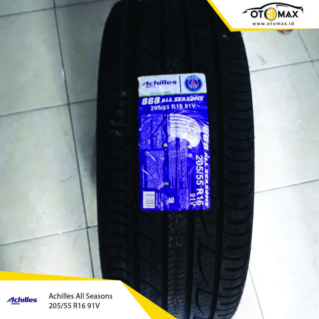 Achilles Semi Slick 123s 205 40 R17 Ban Mobil Shopee Indonesia Atr K 165 50 R16 Vocer
