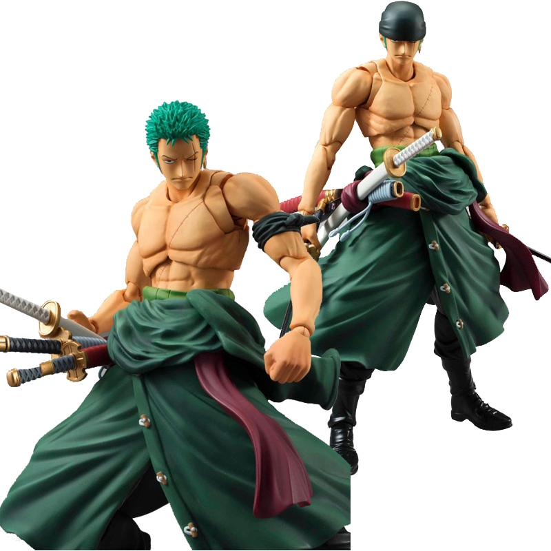 Action Figure Anime One Piece Roronoa Zoro Shf Pvc 18cm Untuk Koleksi Shopee Indonesia