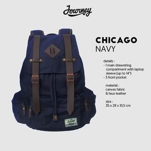 Navy Club Tas Ransel Laptop Tahan Air 5883 Backpack Up to 14 inch + Free Tas Selempang Random | Shopee Indonesia