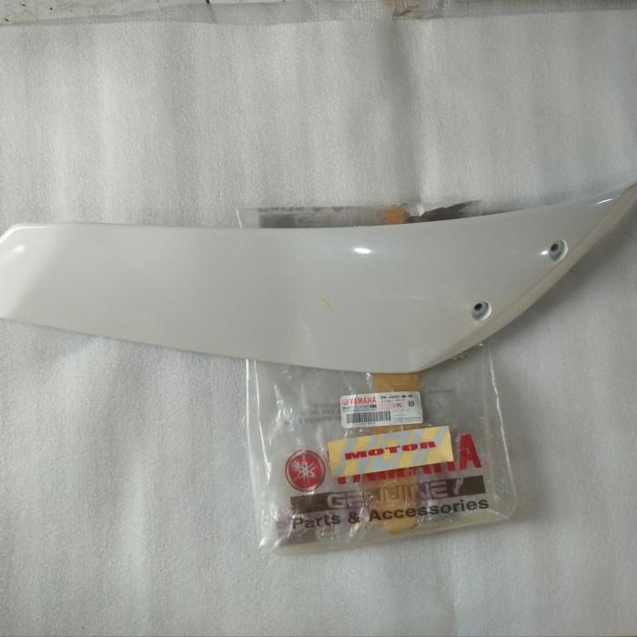 faring sayap kiri yamaha R15 putih ori part 2pk-f835u-00 p0