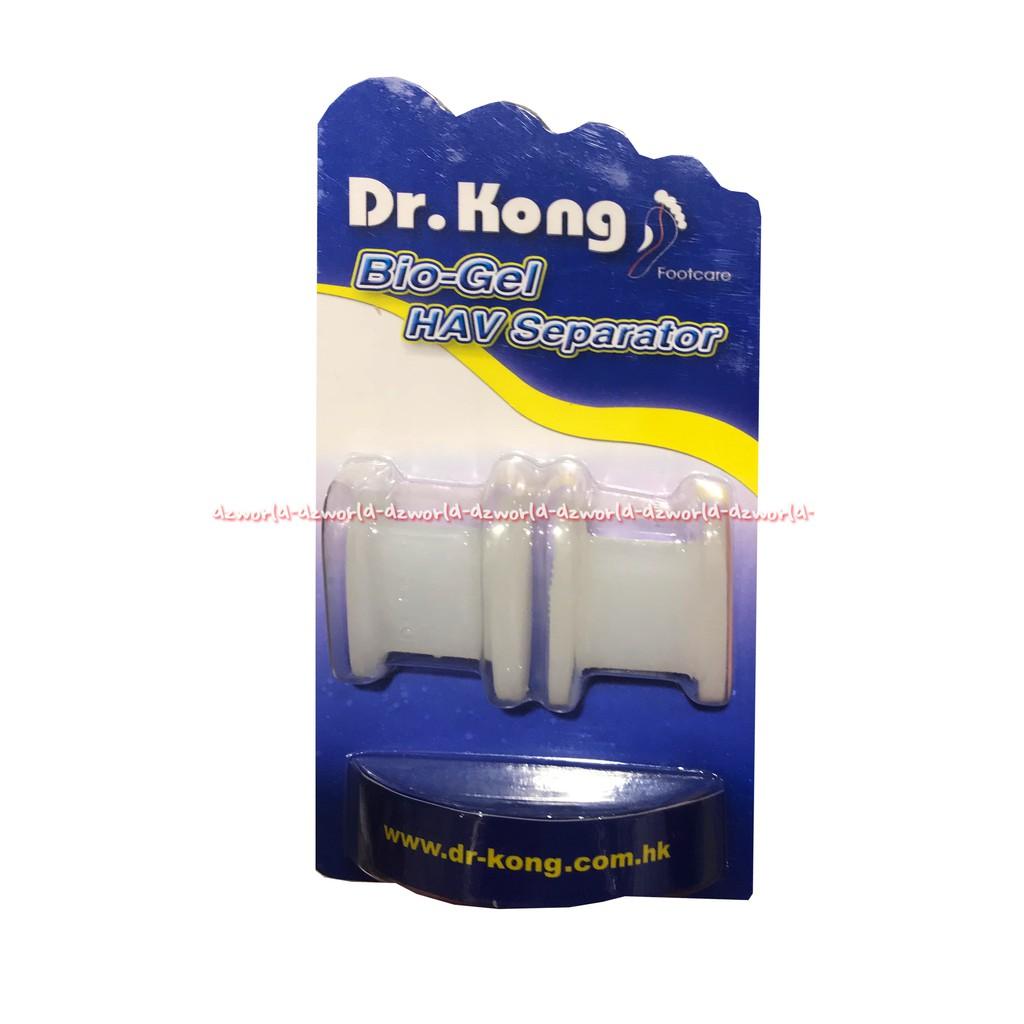 Dr Kong Magic Gel Hell Cushion Transparan Bantalan Tumit Kaki Bantalan  Sepatu  cf3181abcb
